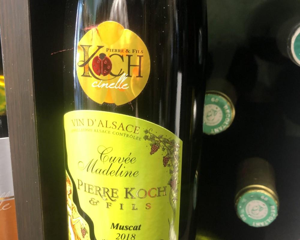 Le Muscat d'Alsace