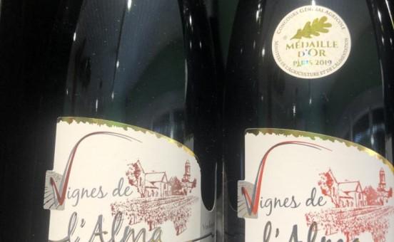 Le Clos de l'Alma – Vin d'Anjou