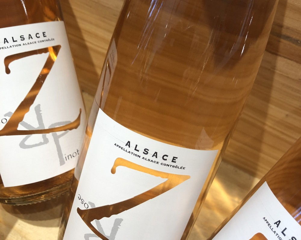 Le Pinot Gris Rose